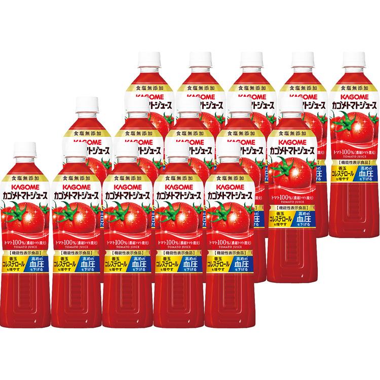 <カゴメ>トマトジュース食塩無添加 飲料・酒