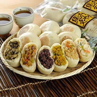 [長野・小川の庄]縄文おやき18個セット 和菓子・せんべい