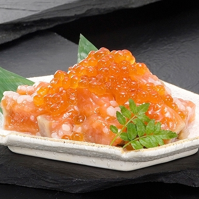 [北海道]紅鮭親子ルイベ 干物・漬魚・うなぎ・魚卵