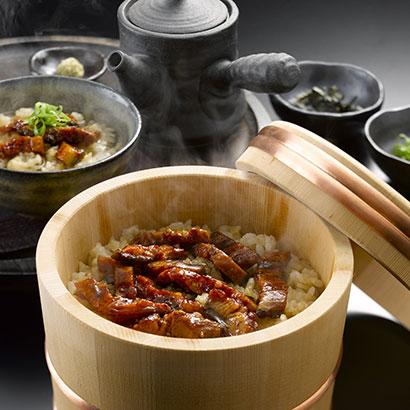 [愛知・うなぎ割烹 一愼]鰻のひつまぶし(5食) 干物・漬魚・うなぎ・魚卵