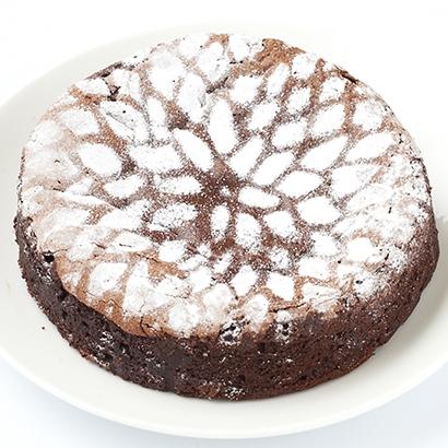 [リュードゥサクラ]濃厚 生チョコ風ガトーショコラ 洋菓子