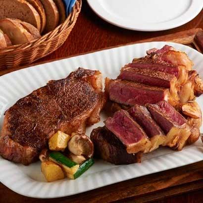 [さの萬]ドライエイジングビーフサーロイン がっつり食べたいステーキ
