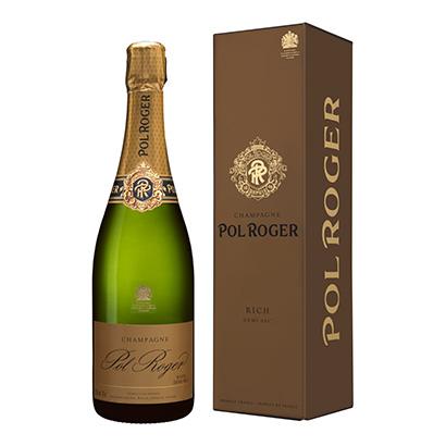 ワイン [ポル・ロジェ]リッチ(ドゥミ・セック) ワイン