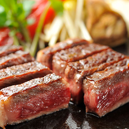 [山形・米沢牛黄木]米沢牛サーロインステーキ 精肉