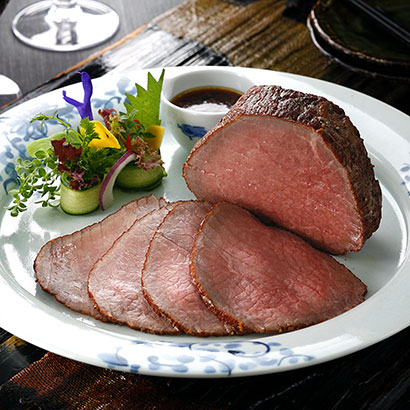 神戸・三宮「あわじ」神戸牛ローストビーフ ハム・ソーセージ・肉加工品