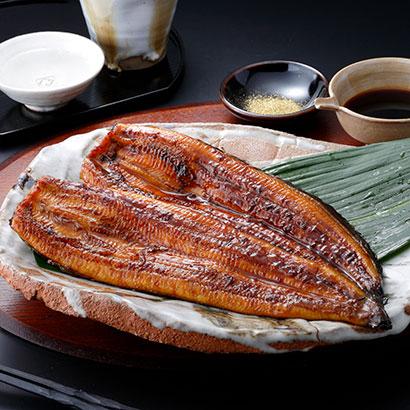 宮崎・「鰻楽」うなぎ蒲焼(九州産)2尾280g 干物・漬魚・うなぎ・魚卵