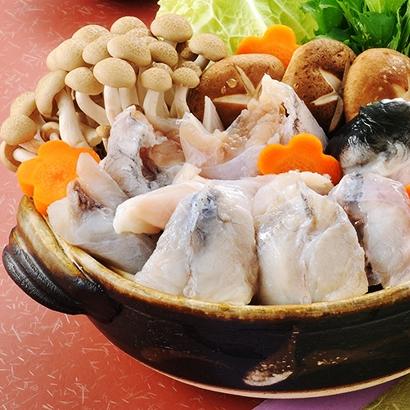 [山口]とらふぐちり鍋セット 海産物