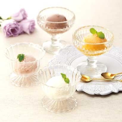 [リストランテ・サバティーニ青山]アイスセット アイス・乳製品