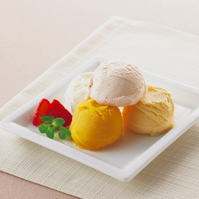[芦屋アサヤマ]アイスクリーム・シャーベットセット アイス・乳製品