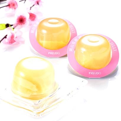 岡山県産 清水白桃ハニーゼリー 洋菓子