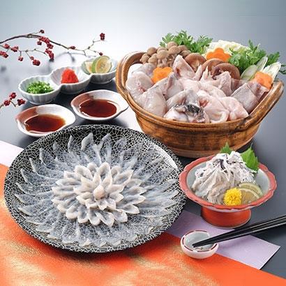 [山口]とらふぐ料理セット 海産物