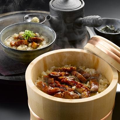 うなぎ割烹「一愼」鰻のひつまぶし(4食) 干物・漬魚・うなぎ・魚卵