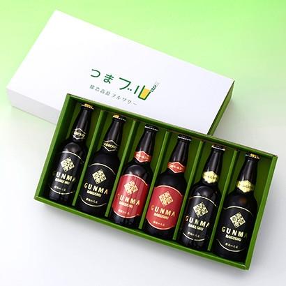 <小田急> 嬬恋高原ビール 群馬麦酒6本セット クラフトビール