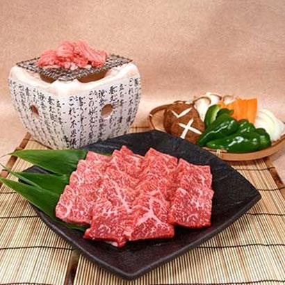 [岐阜・JAひだ]飛騨牛もも一口ステーキ用 精肉