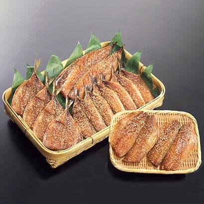 [加倉のひもの]おすすめ醤油干セット 干物・漬魚・うなぎ・魚卵
