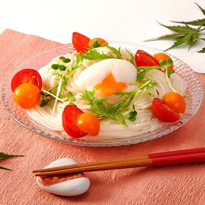 [宮城・白石温麺]マル白白石温麺セット 米・麺類・もち・パン