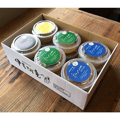 [伊豆河童]柿田川名水ところてん丸カップ12個セット 和菓子・せんべい
