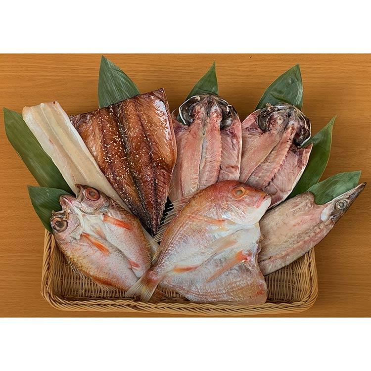 [ひもの大嶋商店]無添加、天日干しひもの「玄海」 干物・漬魚・うなぎ・魚卵