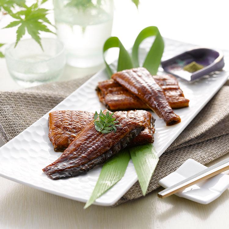 愛知・うなぎ割烹「一愼」特製蒲焼 干物・漬魚・うなぎ・魚卵