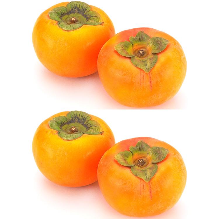 【食べ比べ】熊本県産太秋柿(3個)&岐阜県産太秋柿(3個) 食べ比べセット