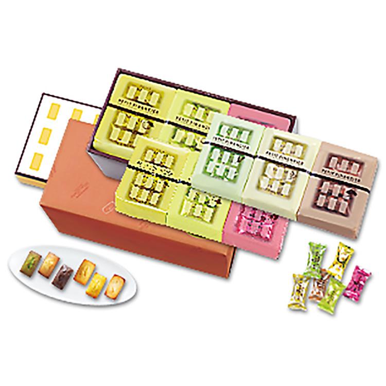 モンロワール ★プチフィナンシェギフト6袋入 洋菓子