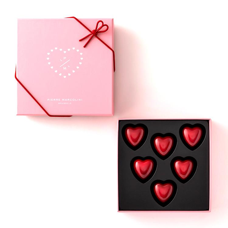 【ピエールマルコリーニ】バレンタイン2021!通販で買えるバレンタインチョコレートを厳選♡